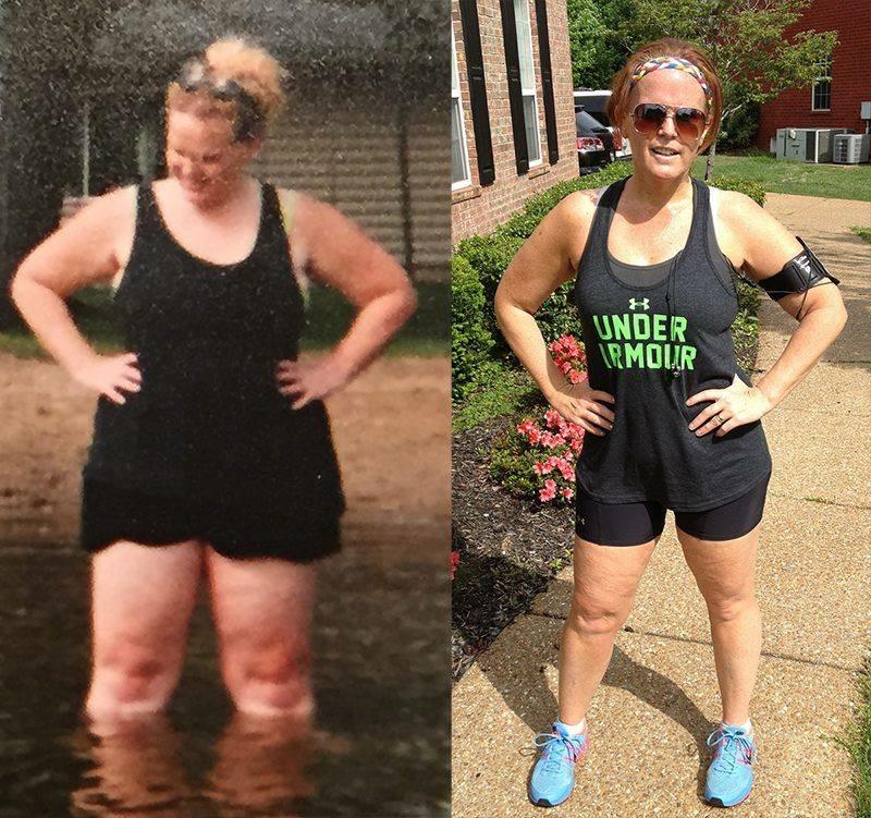 Deb Solberg: Pre & Post Recovery